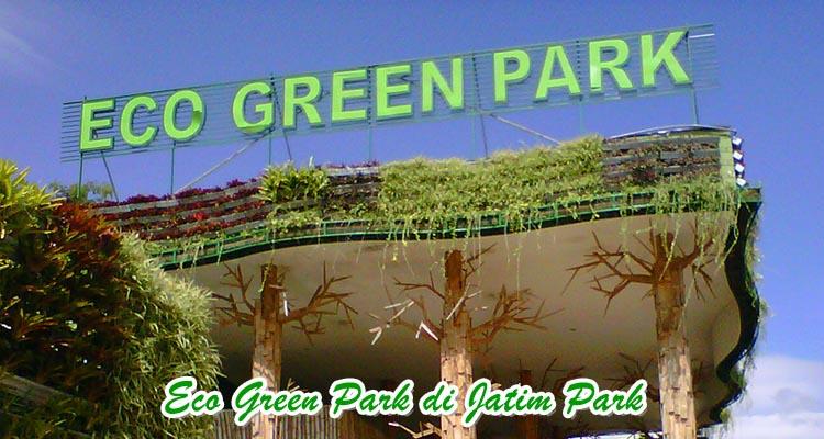 Eco Green Park di Jatim Park Batu Malang