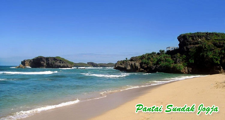 Pantai Sundak Jogja