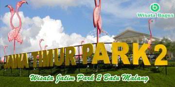 Taman Jatim Park 2 malang