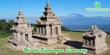 Wisata Bandungan Semarang icon