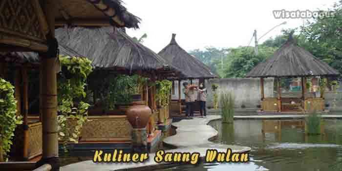 Kuliner Saung Wulan Bekasi