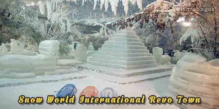 Snow world International Revo town Bekasi