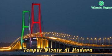 Tempat wisata di madura yang terkenal