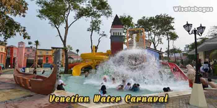 Venetian water carnaval