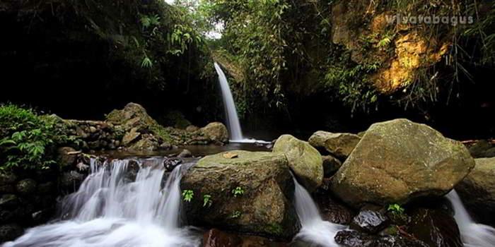 Curug Goa Badak Subang
