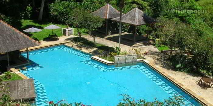 Kolam renang di Ciater Highland Resort