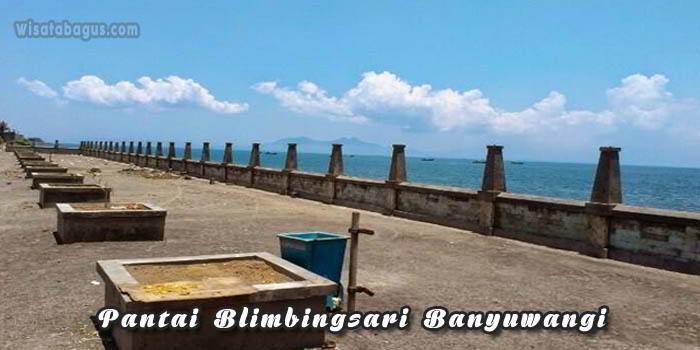tempat wisata Pantai Blimbingsari Banyuwangi