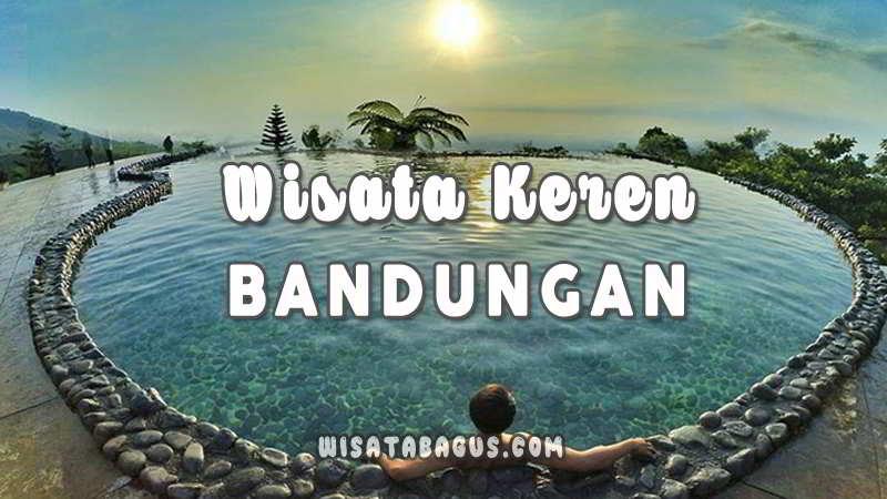 7 Tempat Wisata Bandungan Semarang Yang Terkenal