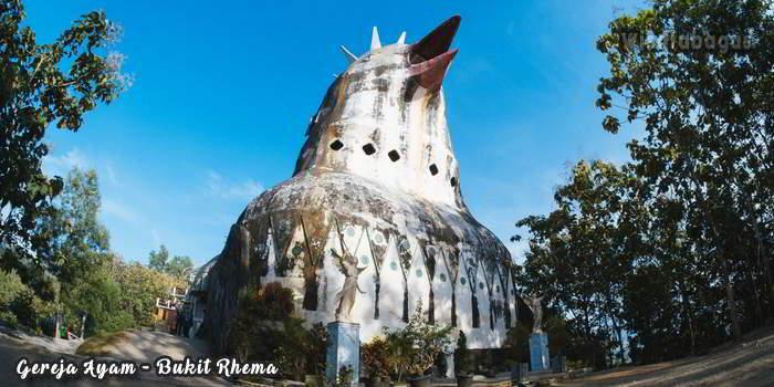 Wisata-Magelang-Gereja-Ayam-Bukit-Rhema