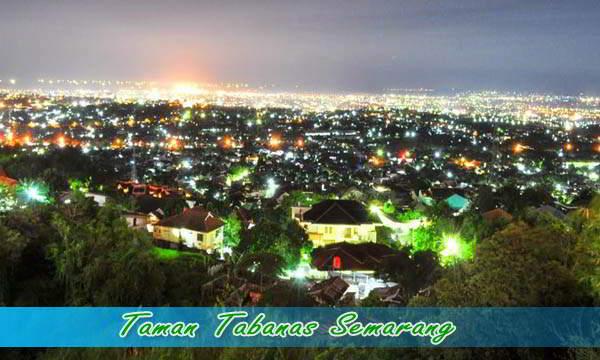 Wisata malam di Semarang atas
