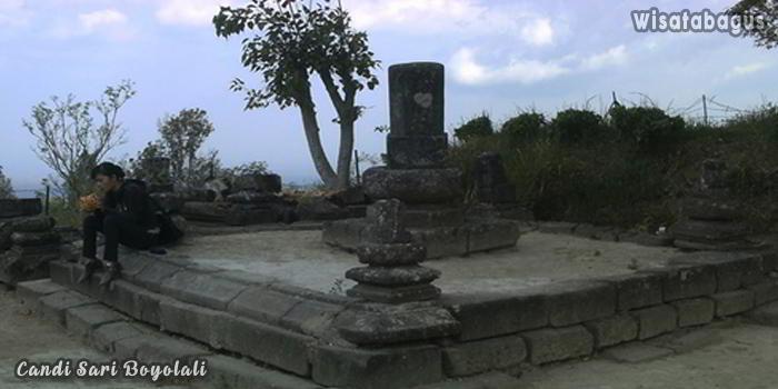 Candi-Sari-Boyolali