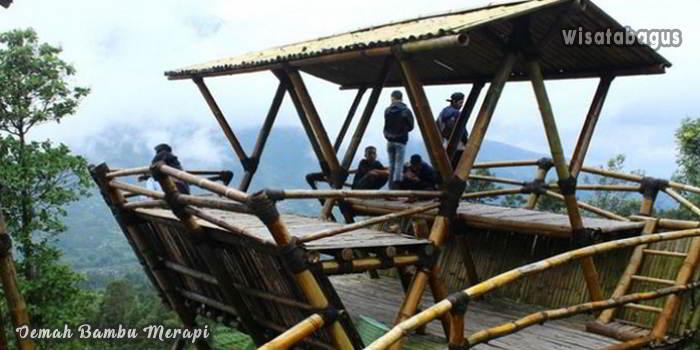 Omah-Bambu-Merapi-Boyolali