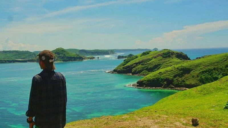 gambar-pantai-kuta-lombok