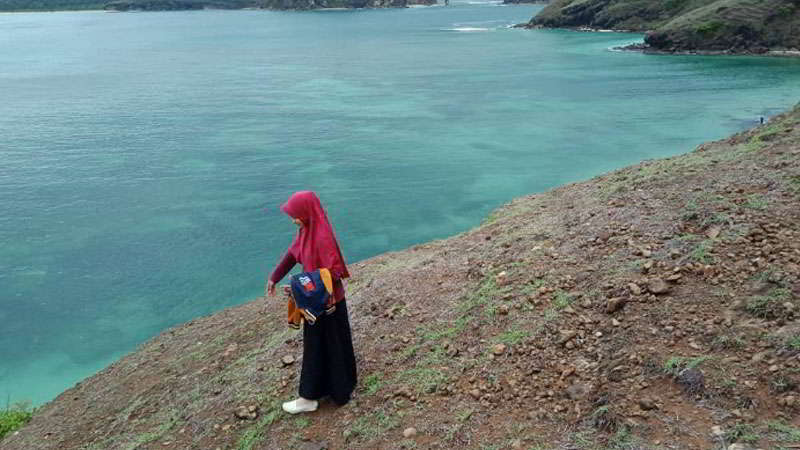 putri-mantalika-pantai-kuta-lombok