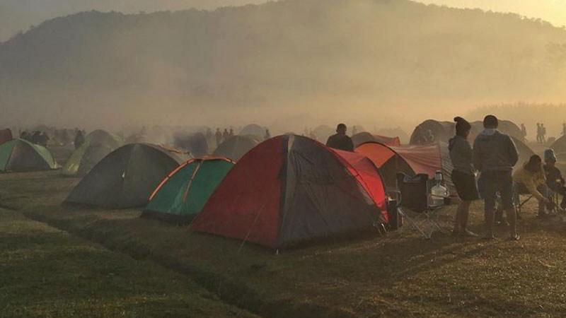 Wisata Ranca Upas Camping Paket Wisata Tiket Masuk