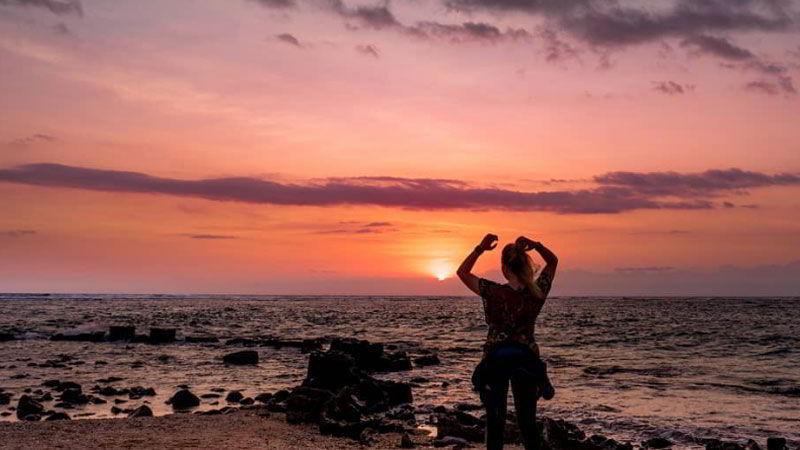 sunset-pantai-senggigi