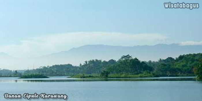 Danau-Cipule-Tempat-Wisata-di-Karawang