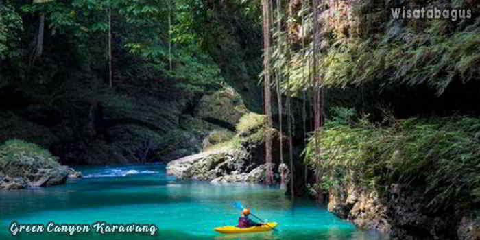 Green-Canyon-Karawang-Wisata-Baru-yang-Terkenal
