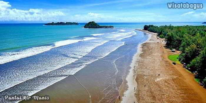 Pantai-Air-Manis-Wisata-Padang
