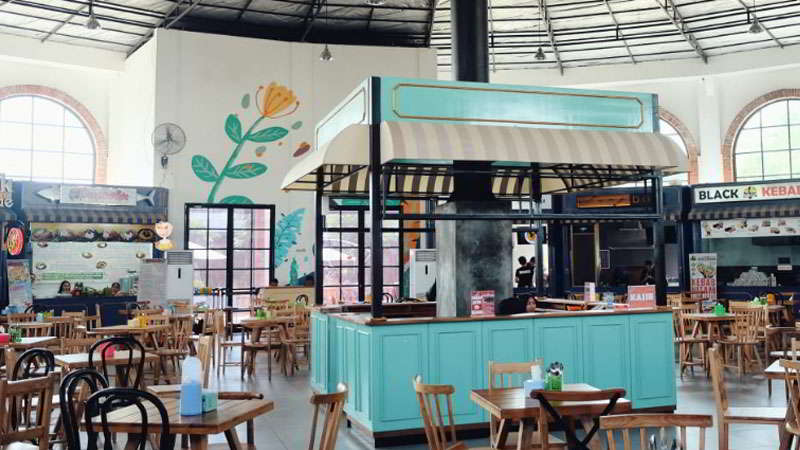 the-village-purwokerto-food-court