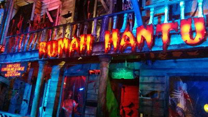 Batu Night Spectacular Wahana Jam Buka Harga Tiket