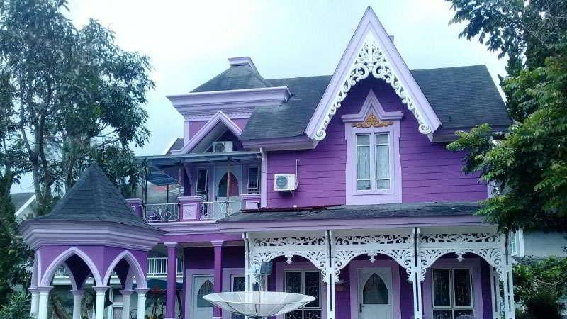 villa-di-puncak-villa-ungu-2