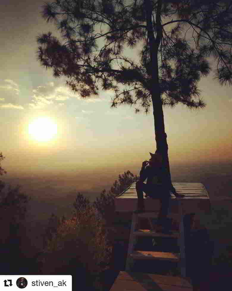 puncak-becici-sunset