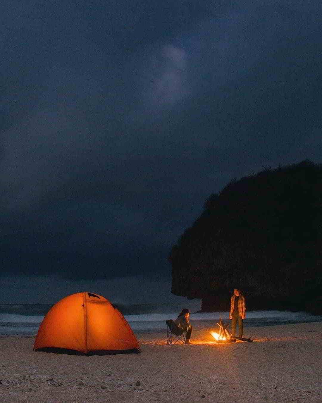 camping-pantai-wediombo
