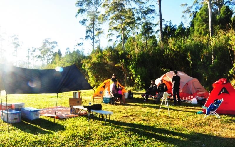 √ Wisata Ranca Upas: Camping, Paket Wisata & Tiket Masuk