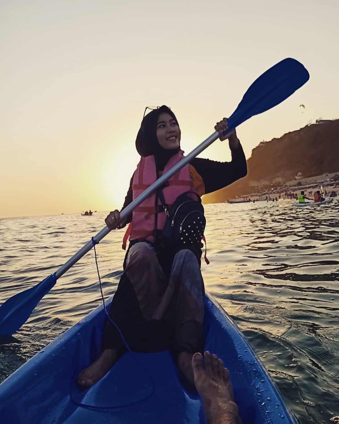 perahu-kano-pantai-pandawa