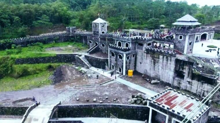 The Lost World Castle Jogja