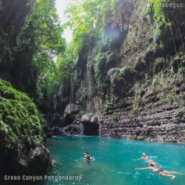 green-canyon-pangandaran-jawa-barat