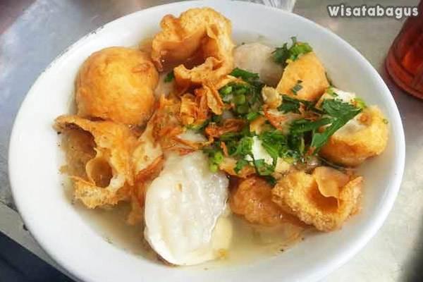 Cuanki Serayu Sebagai Wisata Kuliner Bandung