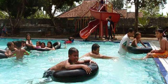 Kolam Renang Mangli Tempat Wisata Di Wonosobo