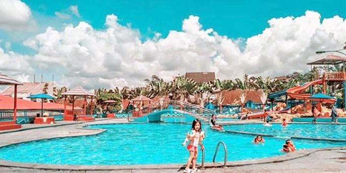 Kolam Renang Tirta Ria Tembelang Tempat Wisata Di Wonosobo