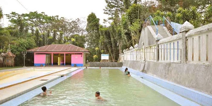 Pemandian Kalianget Tempat Wisata Di Wonosobo