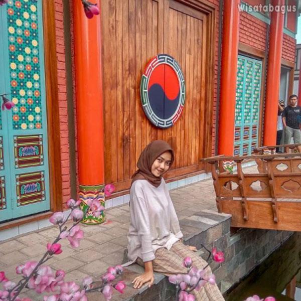 Kampung Korea Bandung City West Java