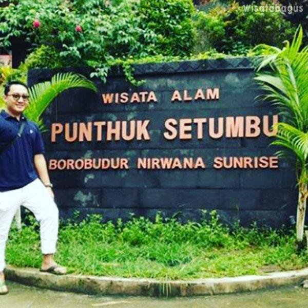 Punthuk Setumbu Sunset