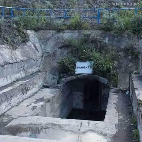 Bunker Kaliadem Dulu Dan Sekarang
