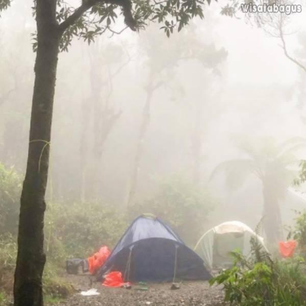 Campingground Curug Cibeureum
