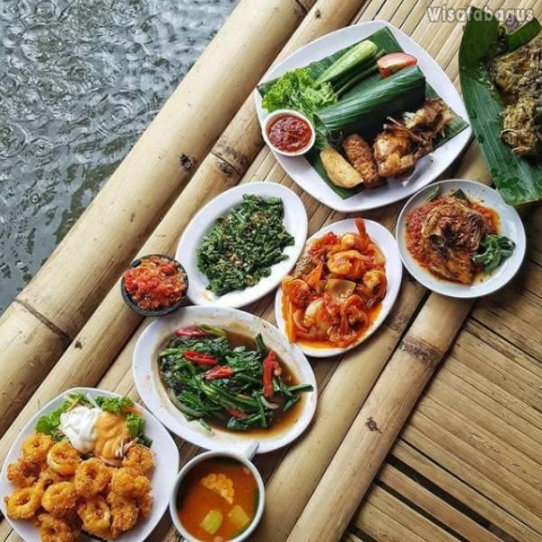 Daftar Harga Menu Makanan Di Rumah Air Bogor