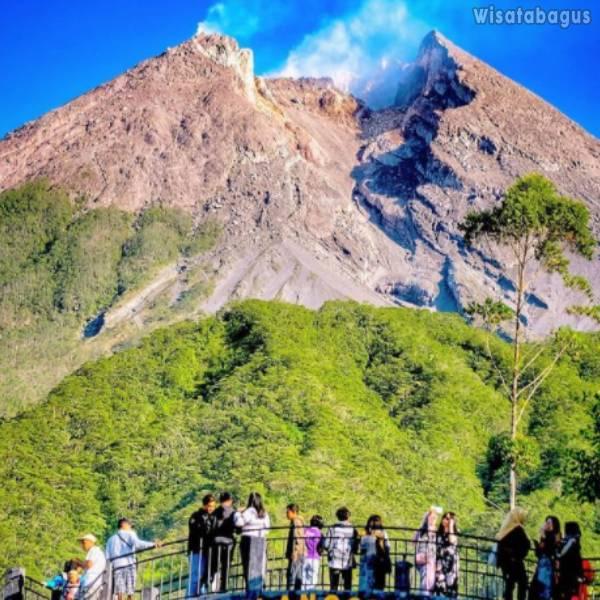 Gunung Klangon Yogyakarta