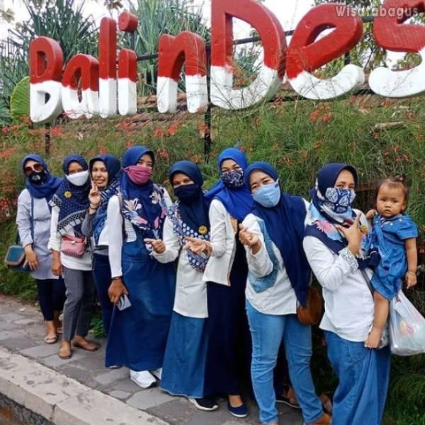 Kampung Flory Bali Ndeso