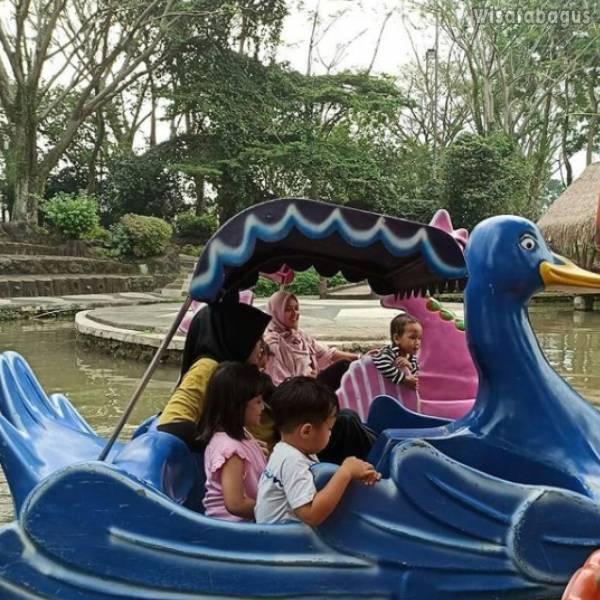 Rute Ke Rumah Air Bogor