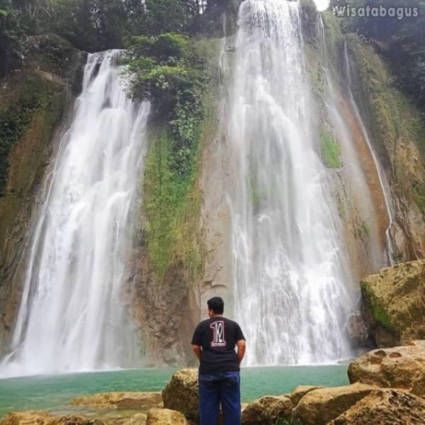 Spot Foto Cikaso Waterfall
