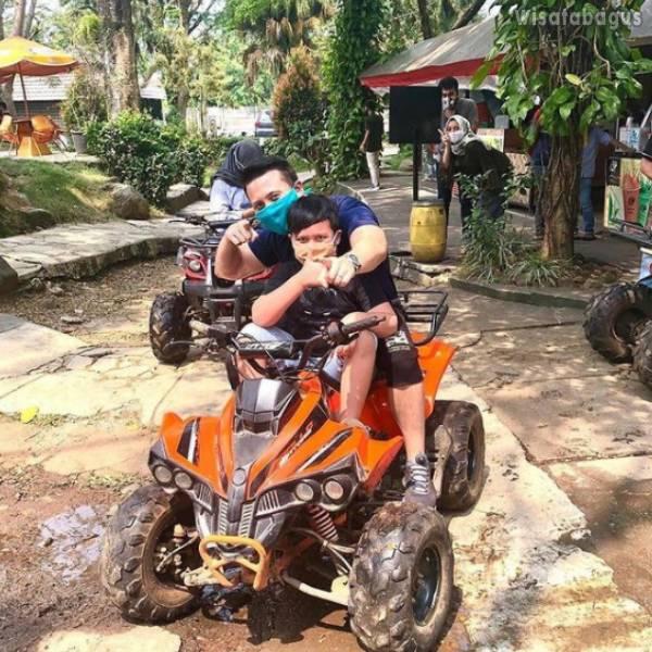 Spot Foto Rumah Air Bogor