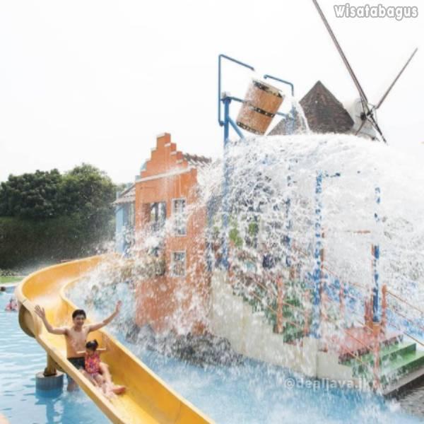 Waterplayground Amsterdam Waterpark