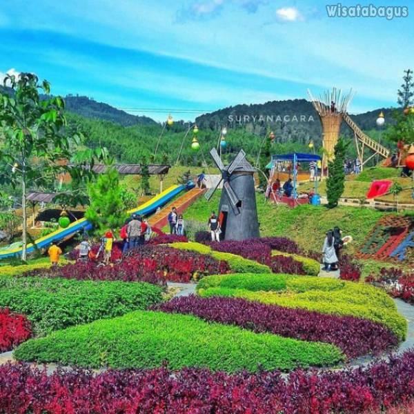 Harga Tiket Barusen Hills