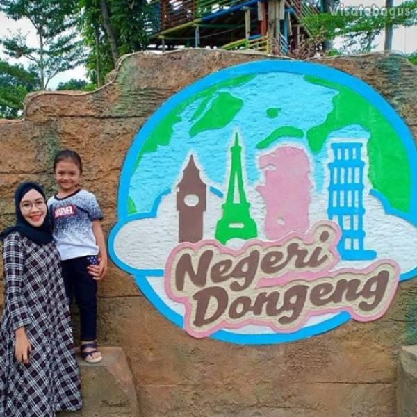 Lokasi Negeri Dongeng