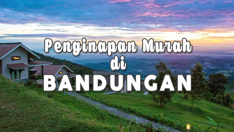 Penginapan Murah di Bandungan Semarang